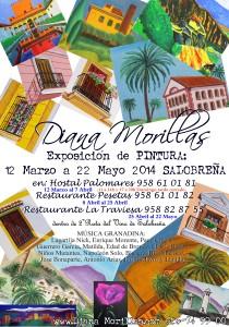 EXPO SALOBREÑA, 12-3-14 movil. letrero